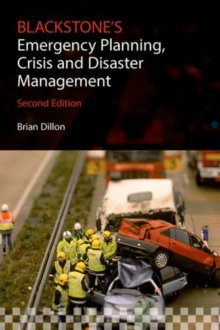 Image for Blackstone's emergency planning, crisis and disaster management