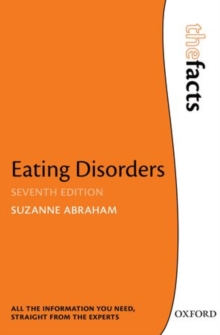 Eating disorders - Abraham, Suzanne (The Faculty of Medicine, The University of Sydney, A