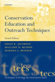 Image for Conservation education and outreach techniques