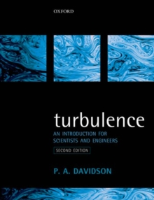 Image for Turbulence  : an introduction for scientists and engineers