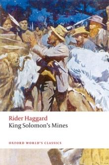 Image for King Solomon's mines