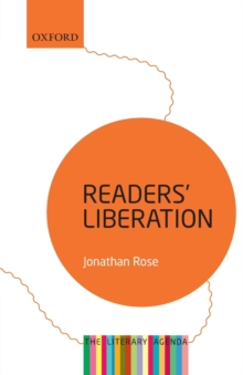 Image for Readers' liberation  : the literary agenda