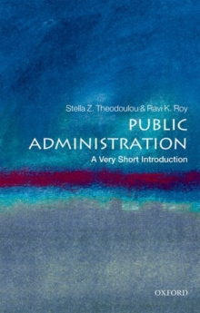 Image for Public administration  : a very short introduction