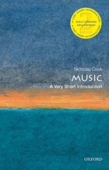 Image for Music  : a very short introduction