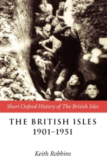 Image for The British Isles, 1901-1951