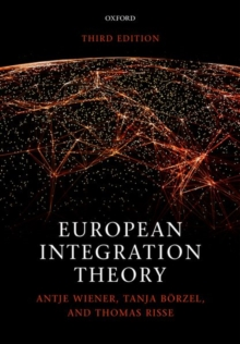 Image for European integration theory