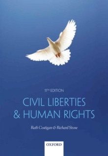 Image for Civil liberties & human rights