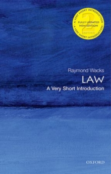 Image for Law  : a very short introduction