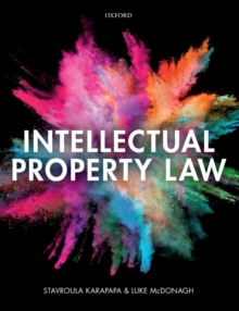 Image for Intellectual property law