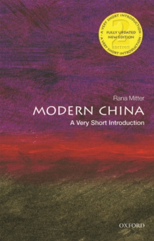 Image for Modern China  : a very short introduction