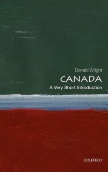 Image for Canada  : a very short introduction