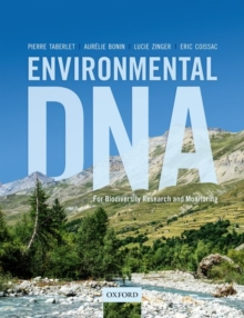 Image for Environmental DNA  : for biodiversity research and monitoring