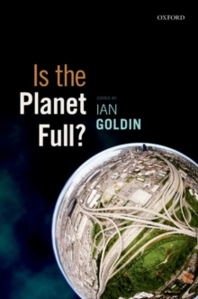 Image for Is the planet full?