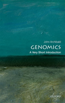 Image for Genomics  : a very short introduction