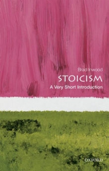 Image for Stoicism  : a very short introduction