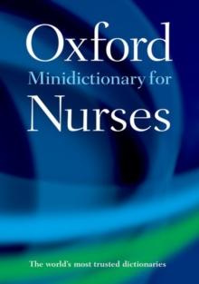 Minidictionary for nurses - Martin, Elizabeth A. (Formerly of Market House Books)