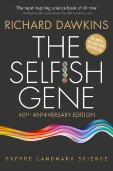 Image for The Selfish Gene : 40th Anniversary edition