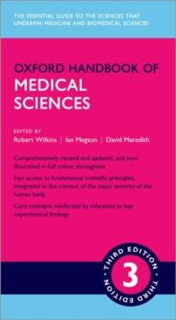 Image for Oxford handbook of medical sciences