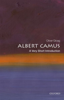 Image for Albert Camus  : a very short introduction