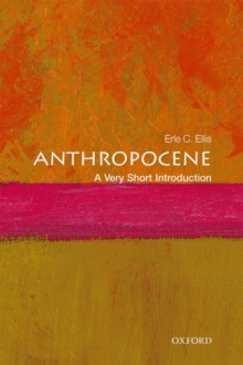 Image for Anthropocene  : a very short introduction