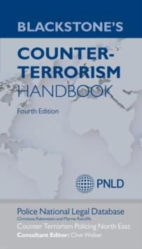 Image for Blackstone's counter-terrorism handbook