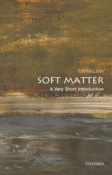 Image for Soft matter  : a very short introduction