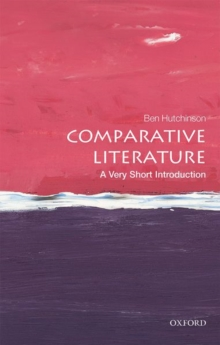 Image for Comparative literature  : a very short introduction