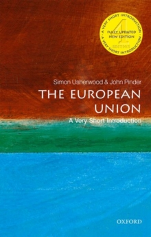 Image for The European Union  : a very short introduction
