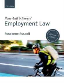 Image for Honeyball & Bowers' employment law
