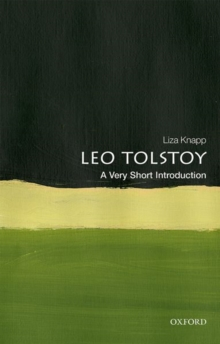 Image for Tolstoy  : a very short introduction