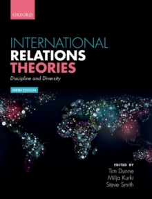Image for International relations theories  : discipline and diversity