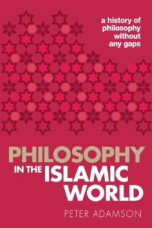 Image for Philosophy in the Islamic world