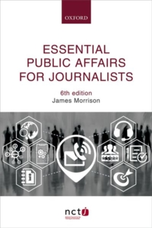 Image for Essential public affairs for journalists
