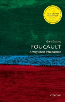 Image for Foucault  : a very short introduction
