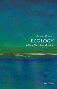Image for Ecology  : a very short introduction
