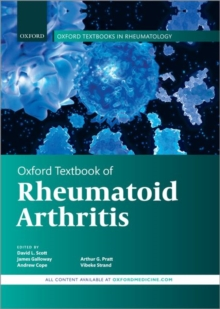 Image for Oxford textbook of rheumatoid arthritis
