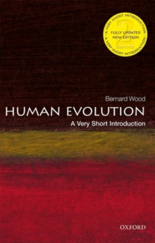 Image for Human evolution  : a very short introduction