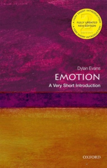 Image for Emotion  : a very short introduction