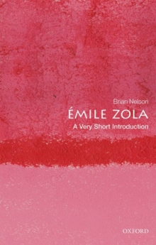 Image for âEmile Zola  : a very short introduction