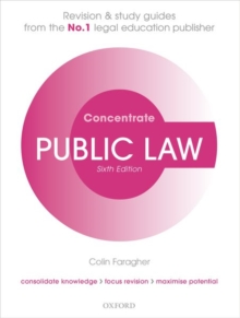 Image for Public law