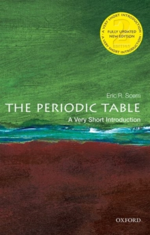 Image for The periodic table  : a very short introduction