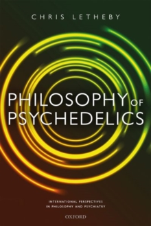Image for Philosophy of psychedelics