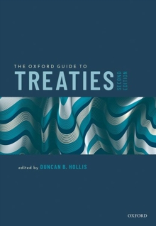 Image for The Oxford Guide to Treaties