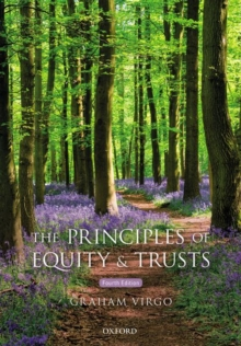 Image for The principles of equity & trusts