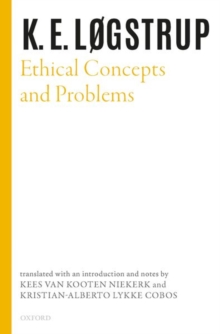 Image for Ethical Concepts and Problems