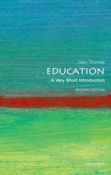 Image for Education  : a very short introduction