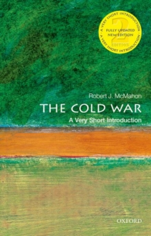 Image for The Cold War  : a very short introduction