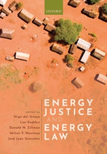 Image for Energy Justice and Energy Law