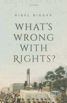 Image for What's wrong with rights?