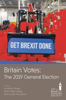 Image for Britain votes  : the 2019 general election